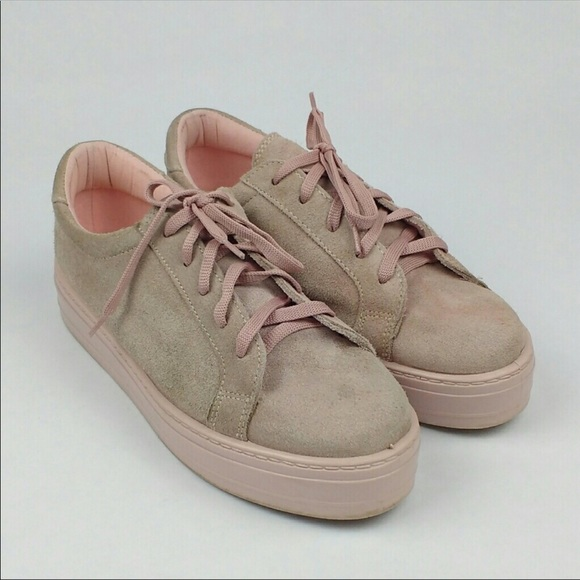 ASOS Shoes - ASOS DAY LIGHT SUEDE LACE UP PLATFORM SNEAKERS